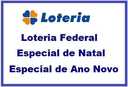 Loteria Federal Especial de Natal e Ano Novo