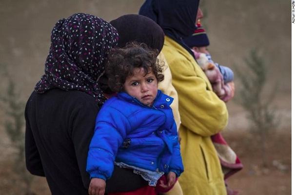 Crianças são as vítimas mais vulneráveis do conflito na Síria