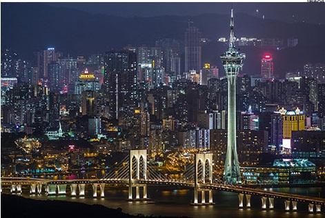 Macau noturna
