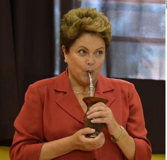 Dilma Rousseff reeleita presidente