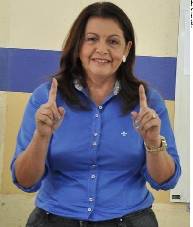 Suely Campos: Governadora Eleita de Roraima